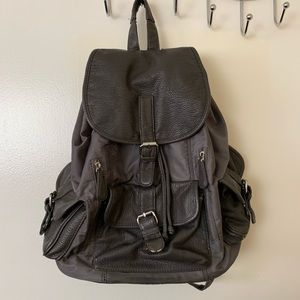 Urban outfitters gray backpack